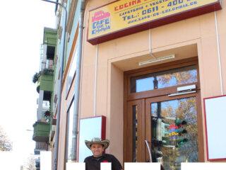 Café de Colombia eröffnet in Wiesbadens Dotzheimer Strasse