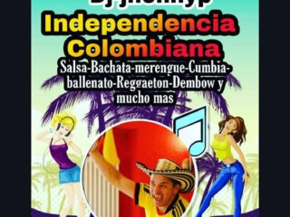 Fiesta Independencia Colombiana